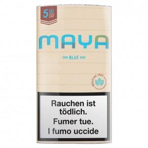 Maya Blue Rolling Tobacco
