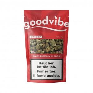Goodvibe Candy Flip CBD Hanfblüten Tabakersatz