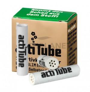 actiTube Full Flavor Extra Slim Aktivkohlefilter 10