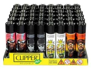 Clipper Feuerzeug Hip Hop Legends