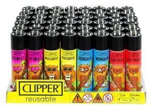 Clipper Feuerzeug Koboldmakis