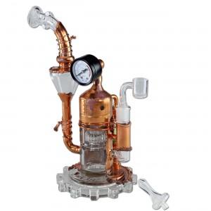 Black Leaf Galileo SteamOmeter Ölbong