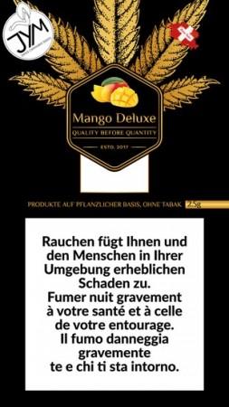 CBDeluxe Mango Deluxe CBD Hanfblüten Tabakersatz