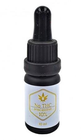 CBDeluxe No THC Öl 10%