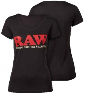 "RAW Shirt Black ""RAW EDITION"""