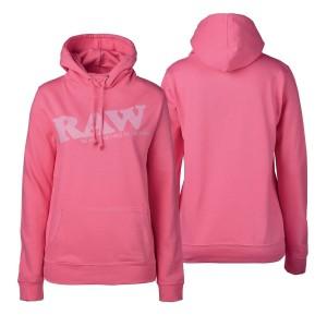"RAW Hoodie Pink ""RAW EDITION"""