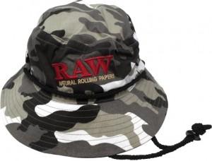 RAW Smokerman Camo Hat