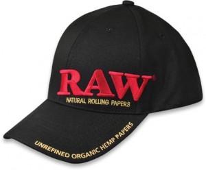 RAW Hat Classic Black