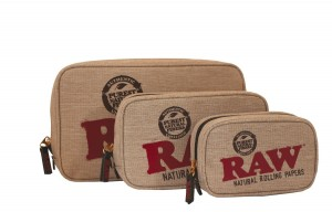 RAW Smokers Pouch Smellproof Tabaktasche