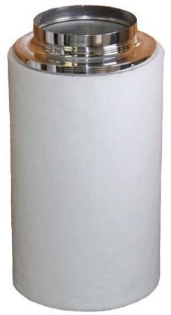 Aktivkohlefilter Alu 900m3/h 200mm
