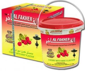 Al Fakher Kirschen mit Minze