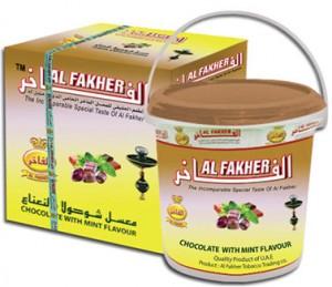 Al Fakher Schokolade mit Minze
