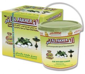 Al Fakher Gum mit Minze