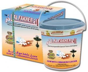 Al Fakher Kaugummi mit Zimt