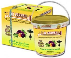 Al Fakher Pflaume mit Minze