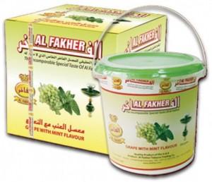 Al Fakher Traube mit Minze 1kg