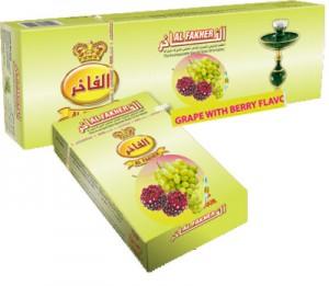 Al Fakher Trauben mit Beeren