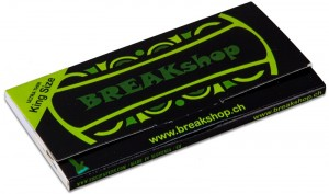 BREAKshop KingSize Papers