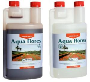 Canna Aqua Flores A und B~2x 5 Liter