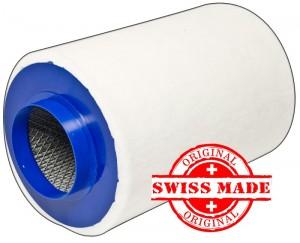 CarbonActive Aktivkohlefilter 650m3/h 160mm