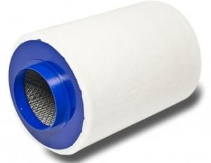 CarbonActive Aktivkohlefilter 800m3/h 200mm