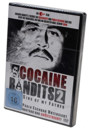 Cocaine Bandits 2 DVD