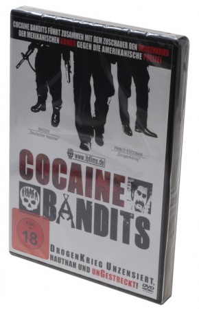 Cocaine Bandits DVD