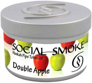 Social Smoke Double Apple 250g