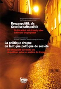 Drogenpolitik als Gesellschaftspolitik