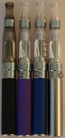 Elektronische Zigarette 650mAh