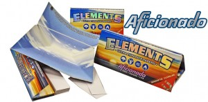 Elements Aficionado KingSize Slim Papers