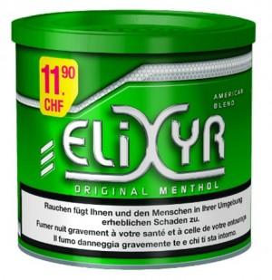 Elixyr American Blend Original Menthol