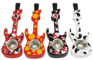 Gitarren Pfeife