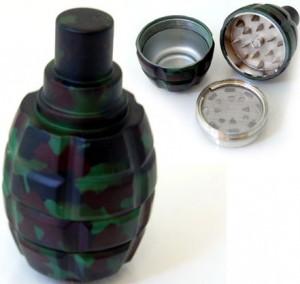 Handgranaten Grinder 36 mm