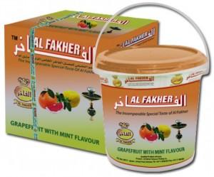 Al Fakher Grapefruit mit Minze
