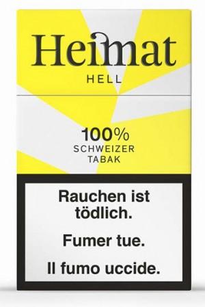 Heimat Hell Blonde Zigaretten