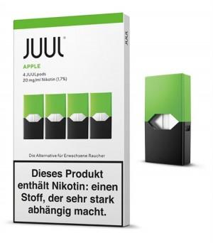 JUULpod Refill Kit Apple 4 Pods