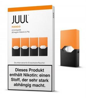 JUULpod Refill Kit Mango 4 Pods
