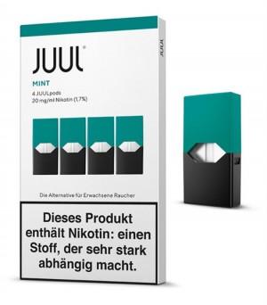 JUULpod Refill Kit Mint 4 Pods