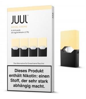 JUULpod Refill Kit Royal Creme 4 Pods