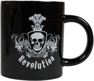 Kaffeetasse Revolution