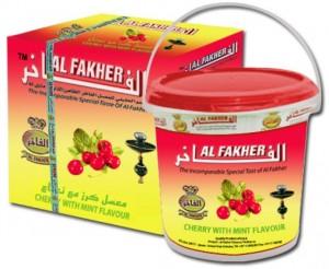Al Fakher Kirsche mit Minze