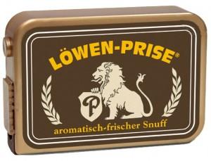 Schnupftabak Löwenprise Snuff 10g