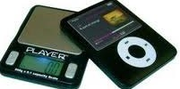 MP3-Player Digitalwaage 500 x 0,1