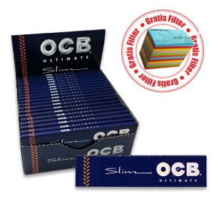 OCB Ultimate Slim Paper