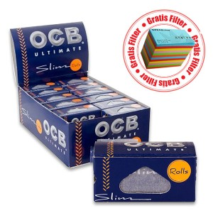 OCB Ultimate Slim Rolls King Size