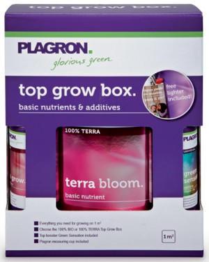 Plagron Top Growbox Terra