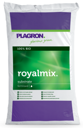Plagron Royalty Mix 50 Liter Erde