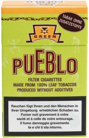 Pueblo Green Zigaretten