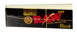 RAW Filter Classic Black Natural